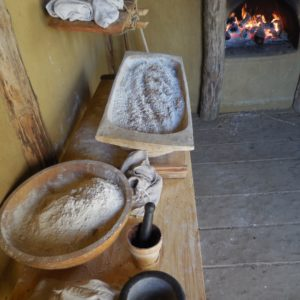 Backen im Herrenhof