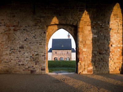 UNESCO Welterbestätte Lorsch öffnet wieder