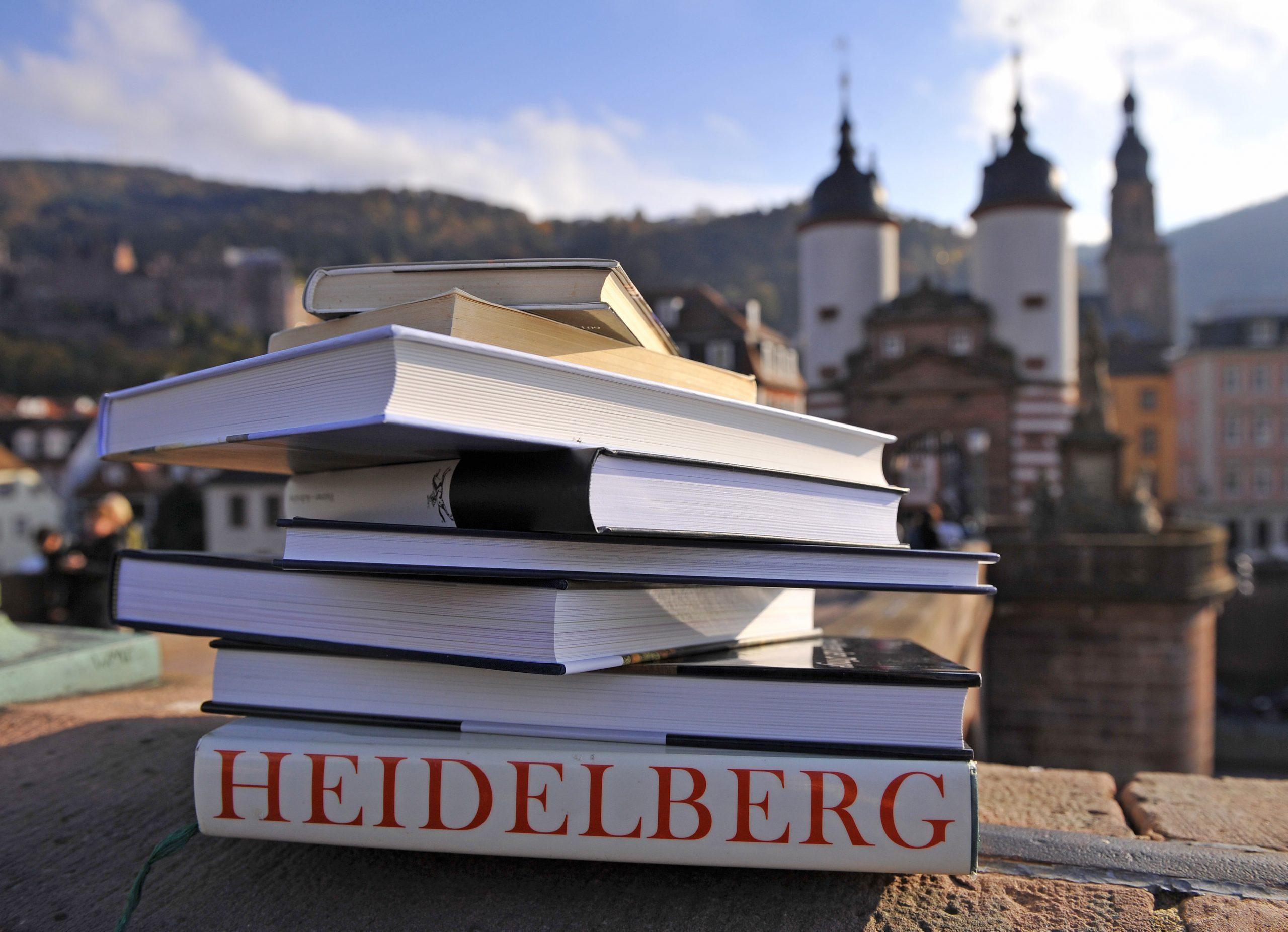 Die UNESCO City of Literature Heidelberg   UNESCO WELTERBE KLOSTER ...