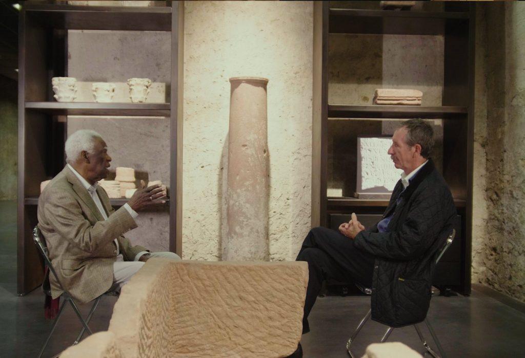 Im Interview: Das Klosternetzwerk und das Gelehrtendorf Bantingnel/Guinea